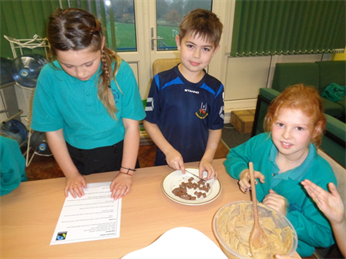 Fairtrade Cooking